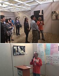 馬祖在地藝術家創作聯展
