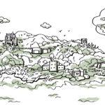 海上環島與據點對望